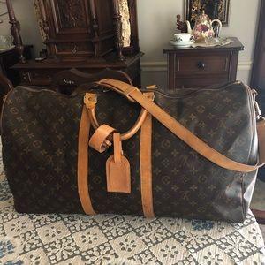 Louie Vuitton Keepall Bandouliere 60